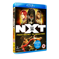WWE: NXT - From Secret To Sensation (UK-import) (BLU-RAY)