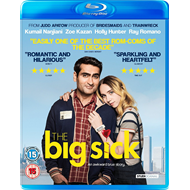 The Big Sick (UK-import) (BLU-RAY)