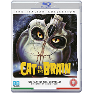 Cat In The Brain (UK-import) (BLU-RAY)
