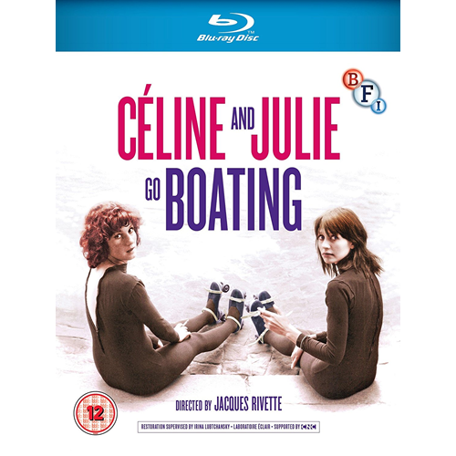 Celine And Julie Go Boating (UK-import) (BLU-RAY)