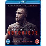 Conor Mcgregor: Notorious (UK-import) (BLU-RAY)