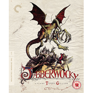 Produktbilde for Jabberwocky - The Criterion Collection (UK-import) (BLU-RAY)