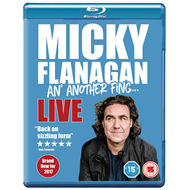 Micky Flanagan: An' Another Fing Live (UK-import) (BLU-RAY)