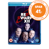 Produktbilde for Red Dwarf XII / Red Dwarf 12 (UK-import) (BLU-RAY)
