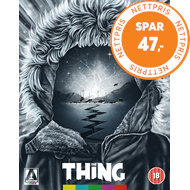 Produktbilde for The Thing (UK-import) (BLU-RAY)