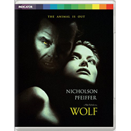 Wolf (UK-import) (BLU-RAY)