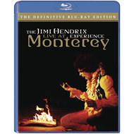 The Jimi Hendrix Experience - American Landing: Live At Monterey (BLU-RAY)