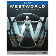 Westworld - Sesong 1 (vanlig cover) (BLU-RAY)