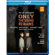 Saariaho: Only The Sound Remains (BLU-RAY)