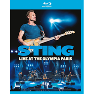 Produktbilde for Sting - Live At The Olympia Paris (BLU-RAY)