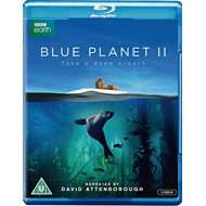 Blue Planet II (UK-import) (BLU-RAY)