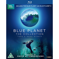 Blue Planet: The Collection (UK-import) (BLU-RAY)