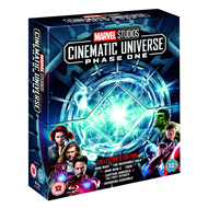 Marvel Studios Cinematic Universe: Phase One (UK-import) (BLU-RAY)