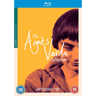 The Agnès Varda Collection (UK-import) (BLU-RAY)