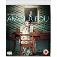 Amour Fou (UK-import) (BLU-RAY)