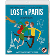 Produktbilde for Lost In Paris (UK-import) (BLU-RAY)