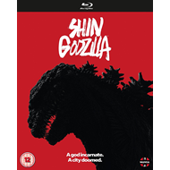 Shin Godzilla (UK-import) (BLU-RAY)