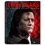 Twin Peaks - Sesong 3: A Limited Event Series (UK-import) (BLU-RAY)