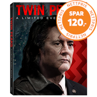 Produktbilde for Twin Peaks - Sesong 3: A Limited Event Series (UK-import) (BLU-RAY)