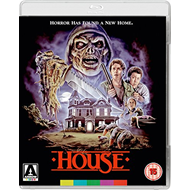House (UK-import) (BLU-RAY)