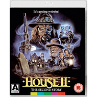 House II - The Second Story (UK-import) (BLU-RAY)