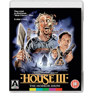 House III - The Horror Show (UK-import) (BLU-RAY)