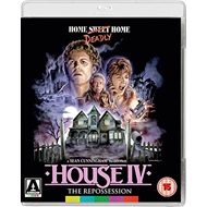House IV - The Repossession (UK-import) (BLU-RAY)