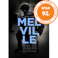 Produktbilde for Jean-Pierre Melville Collection (UK-import) (BLU-RAY)