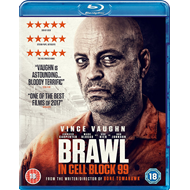 Brawl In Cell Block 99 (UK-import) (BLU-RAY)