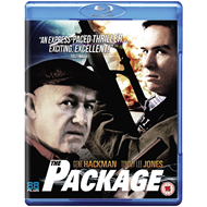 The Package (UK-import) (BLU-RAY)