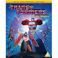 Transformers - The Movie: 30th Anniversary Edition (UK-import) (BLU-RAY)