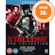 Produktbilde for Stallone - The Collection (UK-import) (BLU-RAY)