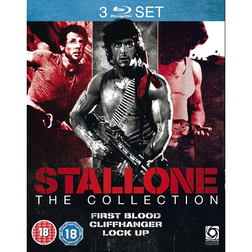 Stallone - The Collection (UK-import) (BLU-RAY)