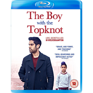 The Boy With The Topknot (UK-import) (BLU-RAY)