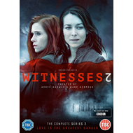 Witnesses - Sesong 2 (UK-import) (BLU-RAY)