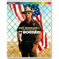 Produktbilde for The Border (UK-import) (BLU-RAY)