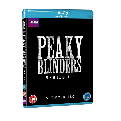 Peaky Blinders - Sesong 1-4 (UK-import) (BLU-RAY)