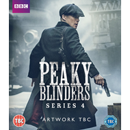 Peaky Blinders - Sesong 4 (UK-import) (BLU-RAY)
