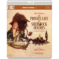 Produktbilde for The Private Life Of Sherlock Holmes (UK-import) (BLU-RAY)