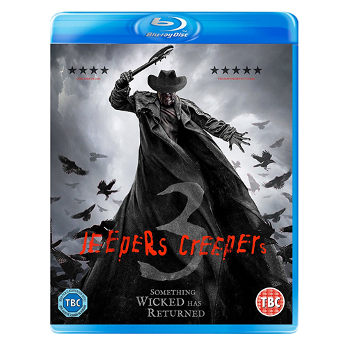 Jeepers Creepers 3 (UK-import) (BLU-RAY)