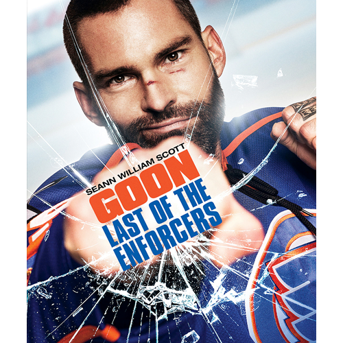 Goon: Last Of The Enforcers (BLU-RAY)