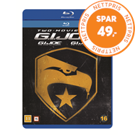 Produktbilde for G.I. Joe 1-2 (BLU-RAY)