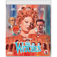 Produktbilde for The Witches (UK-import) (BLU-RAY)