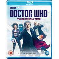 Doctor Who - Twice Upon A Time: 2017 Christmas Special (UK-import) (BLU-RAY)