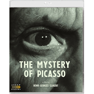 The Mystery Of Picasso (UK-import) (BLU-RAY)
