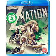 Z Nation - Sesong 4 (UK-import) (BLU-RAY)