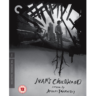 Produktbilde for Ivan's Childhood - The Criterion Collection (UK-import) (BLU-RAY)