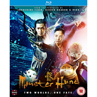 Monster Hunt (UK-import) (BLU-RAY)