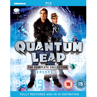 Quantum Leap: The Complete Collection (UK-import) (BLU-RAY)
