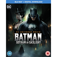 Batman: Gotham By Gaslight (UK-import) (BLU-RAY)